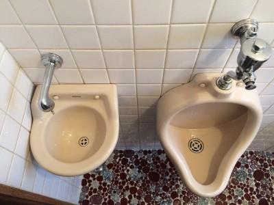 水回り5点セット トイレクリーニング施工後になります。
